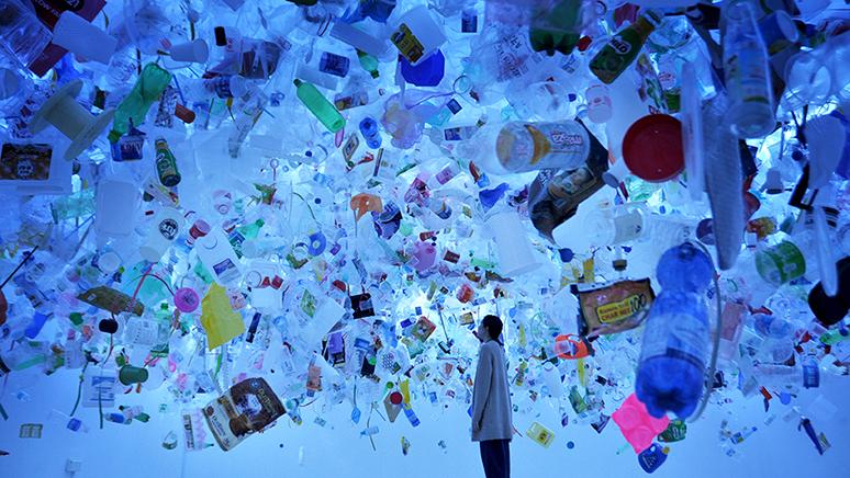 """Plastic Ocean"""